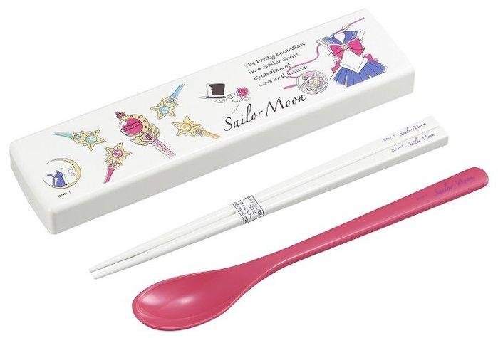 新款 加粉絲免運費 環保 筷子 湯匙 餐具組日本製 小叮噹 哆啦A夢 美少女戰士 小日尼美少女站 日本代購