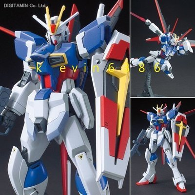 東京都-1/144 HGCE ZGMF-X56S/a FOURCE IMPULSE 威力型脈衝鋼彈(NO:198) 現貨