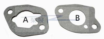 【榮展五金】GX160 GX200化油器專用墊片 化油器墊片組 墊片 化油器零件 墊片單獨賣場