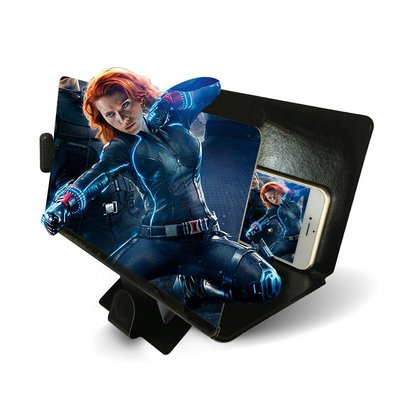 手機創意蘋果桌面通用看電影  .