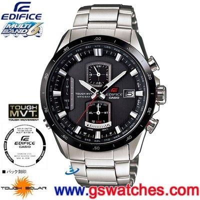 【金響鐘錶】全新CASIO EQW-A1110DB-1ADR,公司貨,EQW-A1110DB-1A,EDIFICE,電波