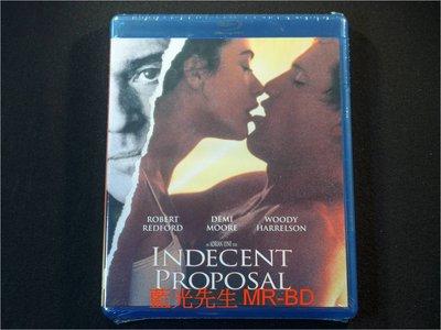[藍光BD] - 桃色交易 Indecent Proposa
