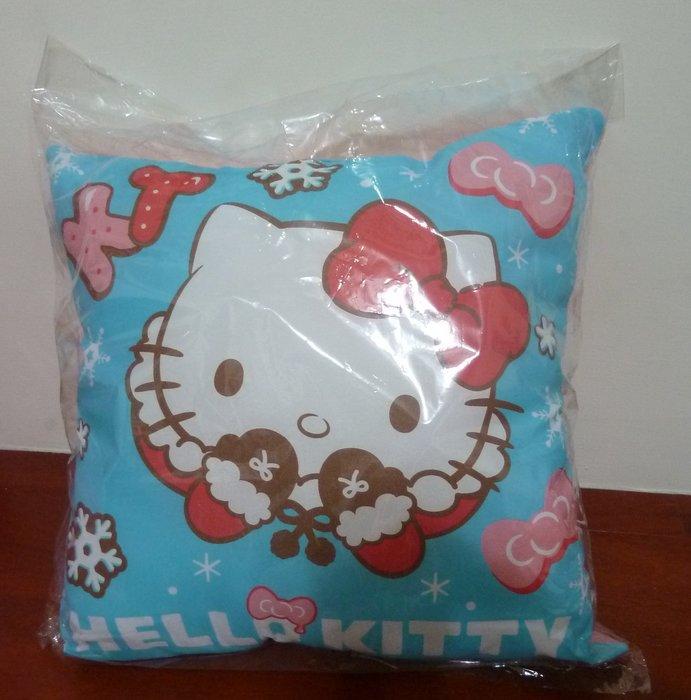 Hello Kitty 抱枕 40X40CM, 枕頭, 靠枕 抱枕 枕頭 夾枕