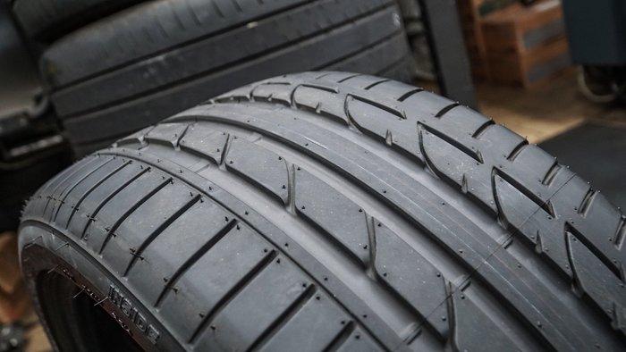 國豐動力 245/40/20 普利司通 S001 RFT 失壓續跑胎 只有二條