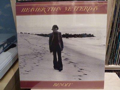 【方舟音響】JAZZ / DAVID BENOIT / HEAVIER THAN YESTERDAY 鋼琴協奏