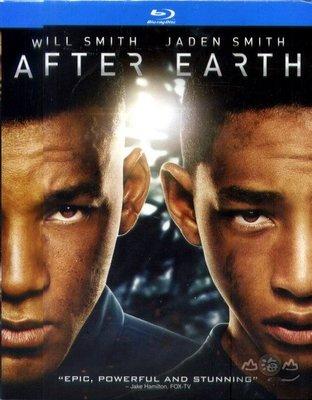 【出清價】地球過後 After Earth  1BD  / 威爾史密斯&傑登史密斯---CTB2404
