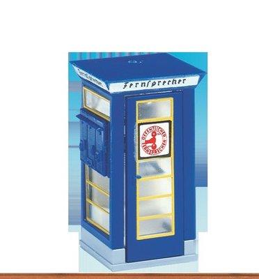 傑仲 博蘭 公司貨 BRAWA 燈具組 Telephone Box (Decoration) 5439 HO