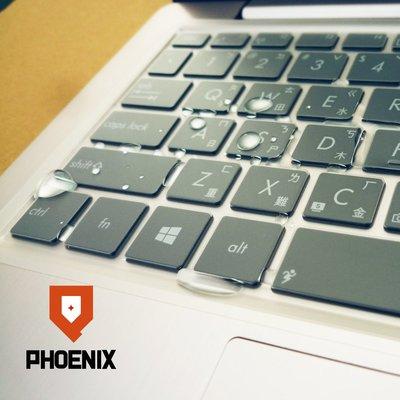 『PHOENIX』ASUS UX430U UX430UN 專用 高流速 光澤亮面 螢幕貼+鍵盤膜