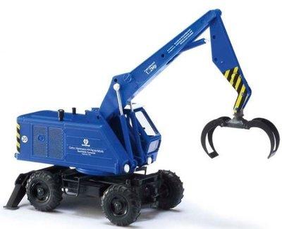 傑仲 博蘭 公司貨 BUSCH Wheeled excavators T174-2 42885 HO