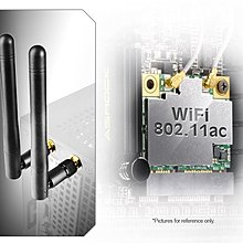 「Sorry」華擎 DeskMini 110 配件 - WiFi+BT 無線模組 限搭華擎主機加購