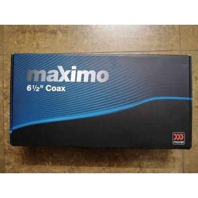 【王哥促銷】Morel Maximo coax 6.5吋同軸喇叭SH雜貨DSAF54