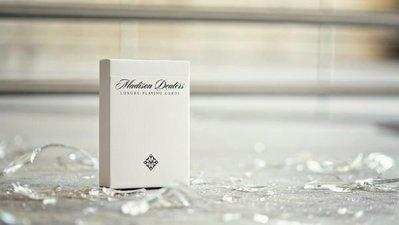 【USPCC撲克】Madison Dealer 綠Playing Cards DM撲克牌 - Erdnase Green