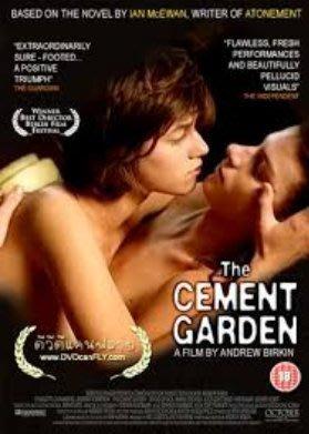 ◎奇幻影城◎【水泥花園/賽門花園 The Cement Garden】(1993)法國驚世駭俗爭議性作品