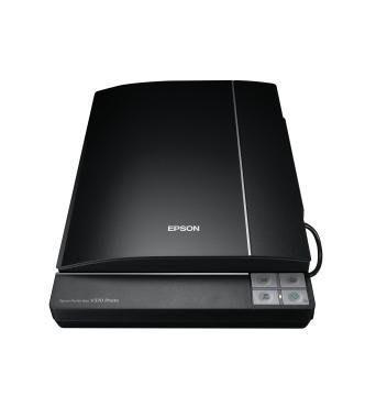 【全新含稅】EPSON PERFECTION V370 掃瞄器 底片與幻燈片掃描器 (非v600 v39 v37)