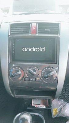 汽車音響 通用型主機 七吋 Android 安卓版 2DIN 觸控螢幕主機導航/ USB/ 電視/ 鏡頭/ GPS/ 藍芽 高雄市