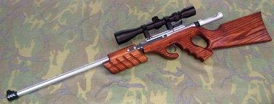 【藍色小鋪】UDSP-100(銀色)CO2長槍+3-9X40 狙擊鏡-SP100最高階進化版