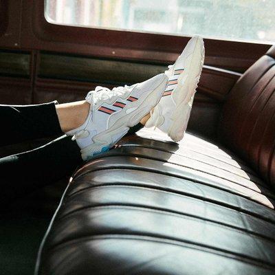 南◇2020 3月 ADIDAS OZWEEGO 白色 藍色 橘色 網布 范冰冰 愛迪達 女鞋 Ef4290 老爹鞋