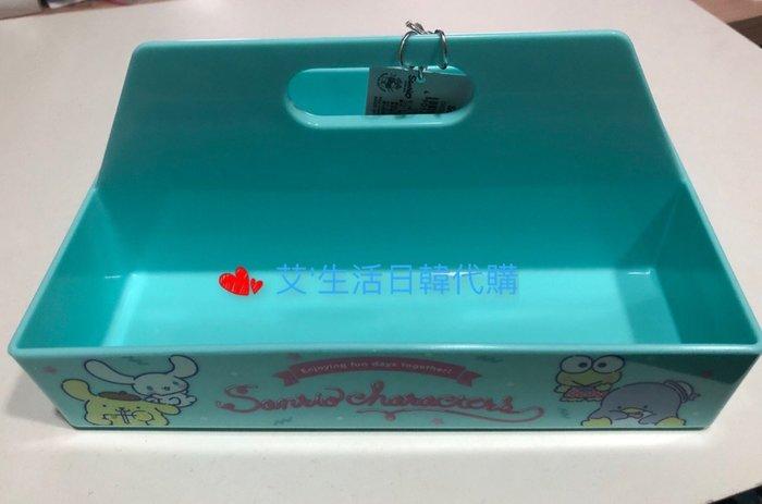 代購現貨 日本三麗鷗家族迷你可攜帶置物盒