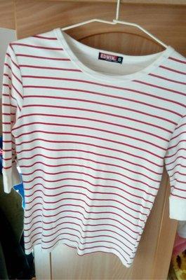 《瓶子控》EDWIN 短袖T恤 / S 新北市