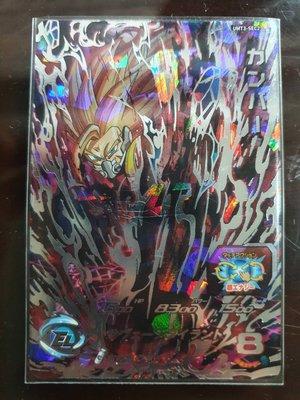 七龍珠英雄 第3彈 隱藏卡 4星卡 堪巴