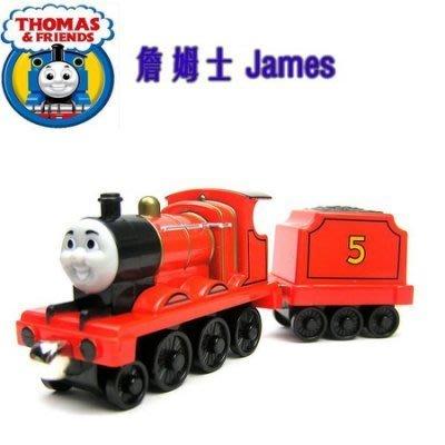 湯瑪士火車Thomas合金火車 磁性火車 磁鐵火車 詹姆士