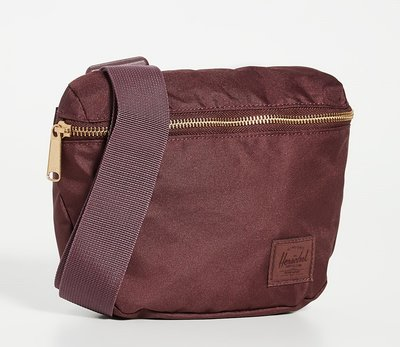 [ Shingo Shop ] Herschel Supply Co 輕量腰包 Fifteen 酒紅