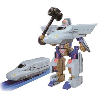 新幹線變形機器人 09 迷你ROBOT...