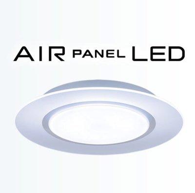~清新樂活~日本直送Panasonic Air Panel單片導光板LED吸頂燈6坪7坪 CD1480A CD1280A