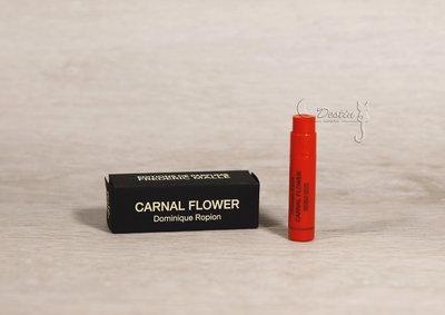Frédéric Malle 慾望之花 Carnal Flower 中性淡香精 1.2ml 可噴式 試管香水