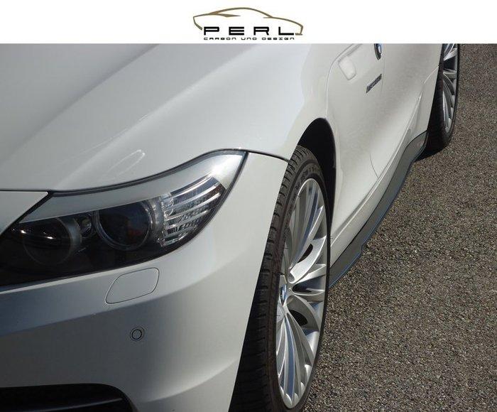 【樂駒】Perl Carbon Design BMW Z4 E89 側裙 車側 飾板 碳纖維 輕量化 外觀 套件 改裝