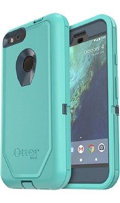 """綠灰色! ※台北快貨※美國原裝 Otterbox Defender 軍規三防保護套**Google Pixel 5""""專用"""