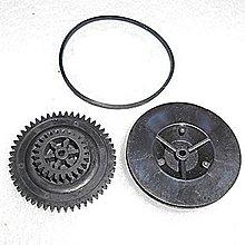 飛利浦cd進出齒輪VAM1201 1202