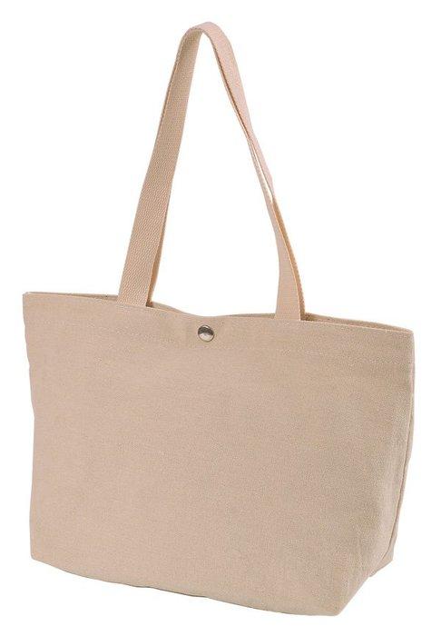 [棉質提袋] 橫式簡易棉袋
