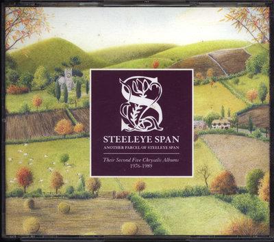 【弦外之音∮】Another Parcel of Steeleye Span/民謠搖滾/3CD/國外售$112美金