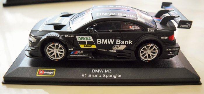 {猛獸軍團}1:32 BMW M3 GTR DTM 工廠賽車 2色 精緻收藏版 空運到!!!!!