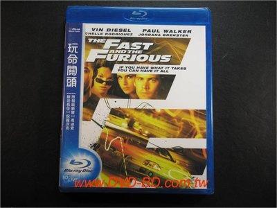 [藍光BD] - 玩命關頭 The Fast And The Furious ( 得利環球 ) - 保羅沃克、馮迪索