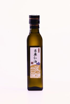 [大甲泰昇製油]冷壓黃金亞麻仁油 250ml
