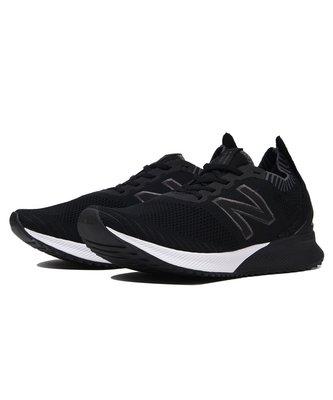 =E.P=NEW BALANCE PERFORMANCE 黑 白 編織 襪套 輕量 慢跑鞋 MFCECSK