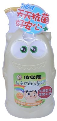 【B2百貨】 依必朗抗菌洗髮乳(兒童)-幸福花果香(700ml) 4710735307089 【藍鳥百貨有限公司】