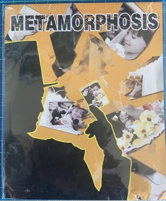 【意凡魔術小舖】Metamorphosis by Torn 2 Pieces 照片重組 (道具+教學)近距離魔術