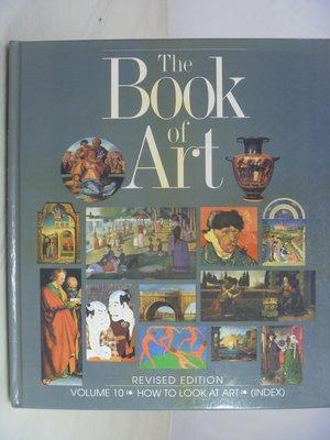 【月界二手書店】The Book of Art-10:How to Look at Art 〖藝術〗AHC