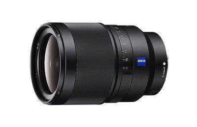 【高雄四海】SONY FE 35mm F1.4 ZA 蔡司廣角鏡.全片幅E接環.全新平輸一年保固