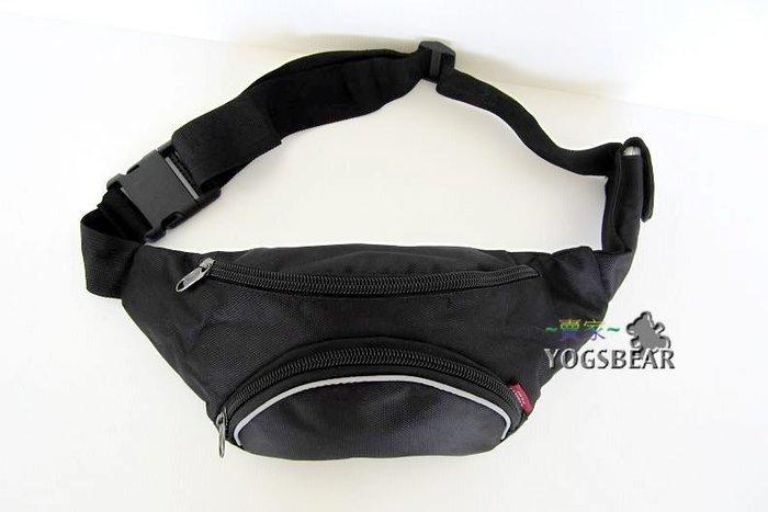 【YOGSBEAR】G 男女適用 防水 單肩背包 腰包 側背包 單車包 後背包 臀包 防扒腰包 腳踏車包 731
