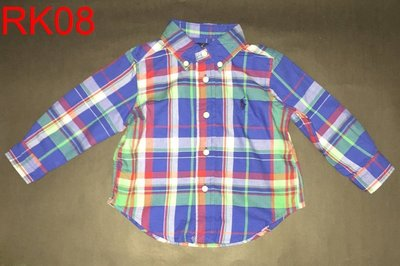 【西寧鹿】 Ralph Lauren Polo 12個月大 童裝 絕對真貨 美國帶回 可面交 RK08