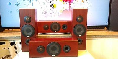 ?黃金高音♡ Monitor Audio Radius 180 書架喇叭(B&W /Dynaudio/ATC/PMC)