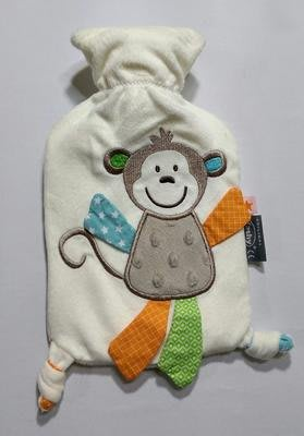 【宇冠】德國fashy 淘氣小猴 阿豐索  0.8L冷/熱兩用水袋,特價優惠$750元