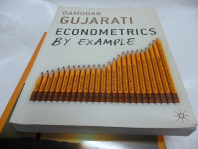 崇倫=《Econometrics by Example 1/e》ISBN:0230290396│指南書局│Damodar Gujarati
