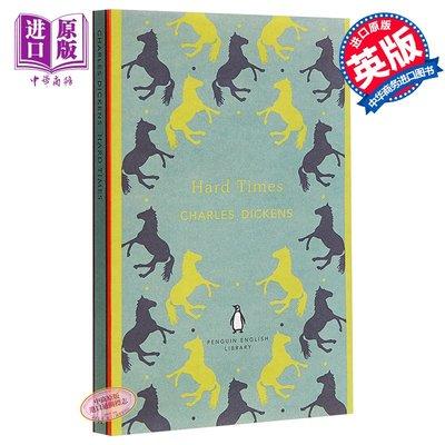 【中商原版】艱難時世 英文原版 Hard Times 查爾斯狄更斯 Charles Dickens 經典文學書籍