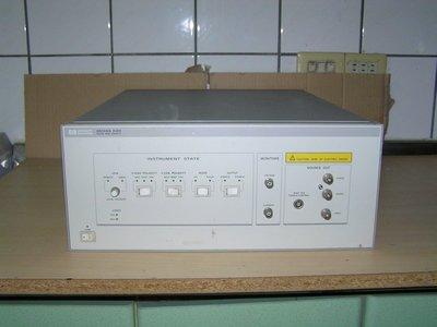 HP 85124A K49 PULSE BIAS SOURCE