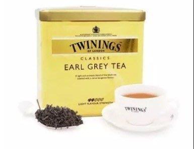 **愛洛奇**英國 TWININGS 唐寧茶 皇家伯爵茶 ( 500g/罐 )(6罐免運)